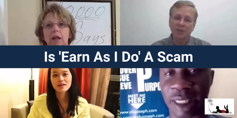 Is Earn As I Do A Scam