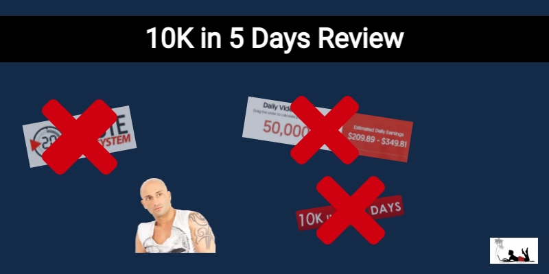10K in 5 Days Review