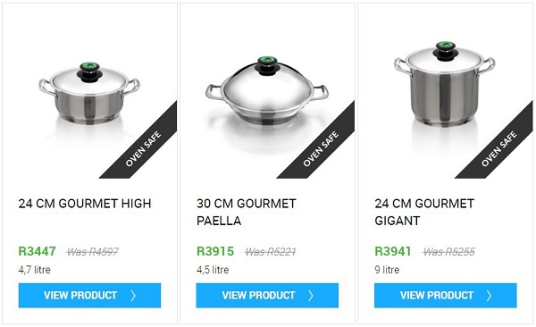 AMC Cookware Pricing