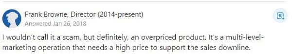 AMC Cookware MLM Price Reviews