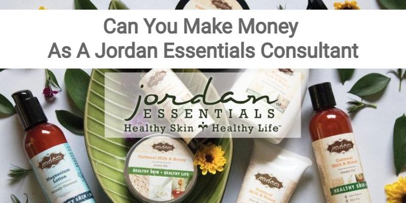 Can You Make Money As A Jordan Essentials Consultant