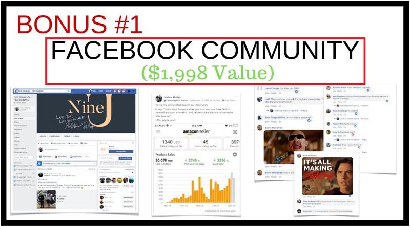 Nine University 2.0 Facebook Claim