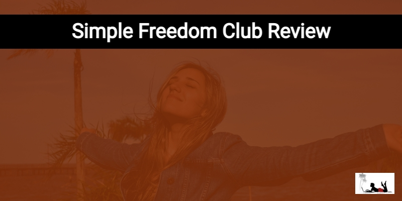 Simple Freedom Club Review (The Deep End or High End )
