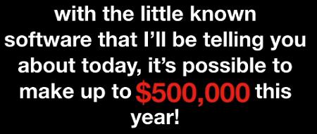 eCom Cash Bot $500k Claim