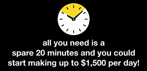 Only 20 Minutes Work With eCom Cash Bot
