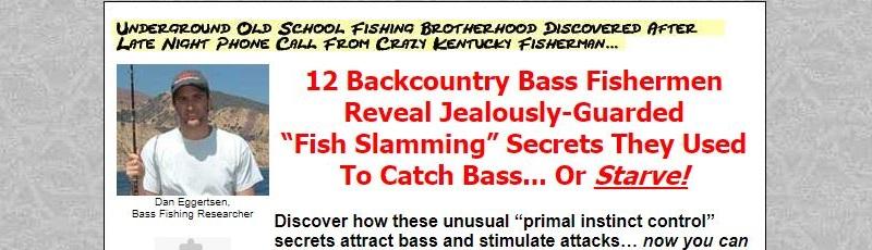 Old School Bass Fishing