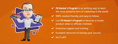 JayKay Dowdall FB Masters Program Review 400x150