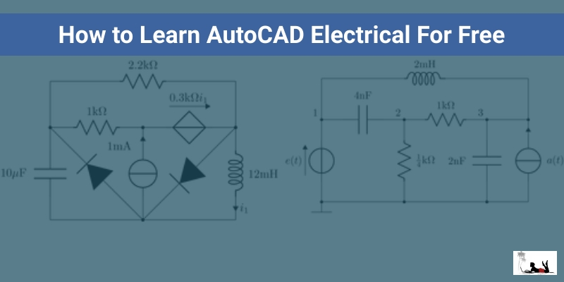 How to Learn AutoCAD Electrical For Free