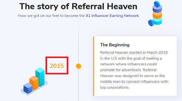 Referral Heaven Story