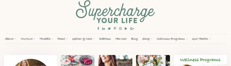 Superchanged Food Affiliate program