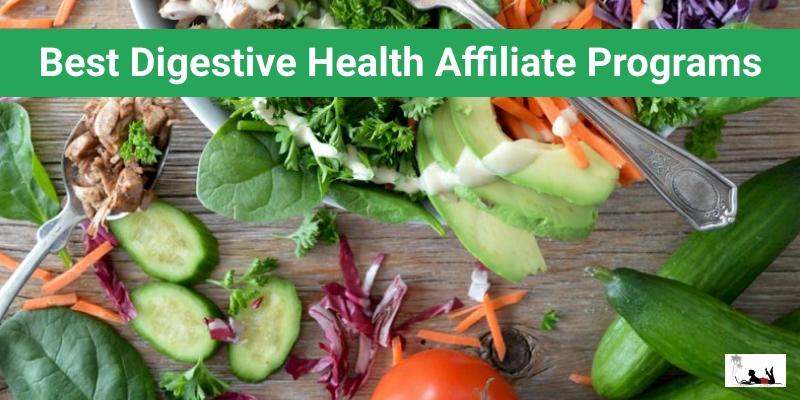 Digestive Health Affiliate Programs