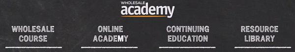 4 Pillars of Wholesale Academy