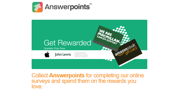 How to Earn Free Amazon Gift Cards Online With Answerpoints