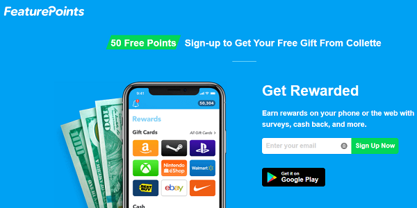 How to Earn Free Amazon Gift Cards Online With Feature Points