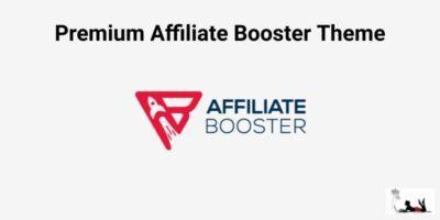 Premium Affiliate Booster Theme Review 2021